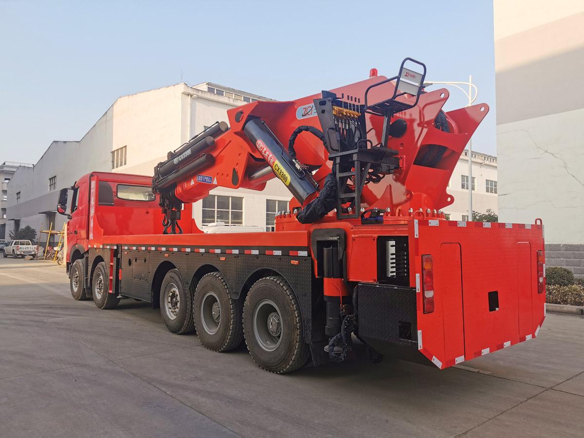 SQZ3300(4米吊83吨)汽车起重机全方位高清图展示