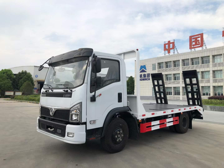东风福瑞卡F7平板运输车