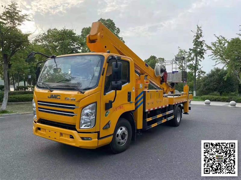 江铃22米高空作业车