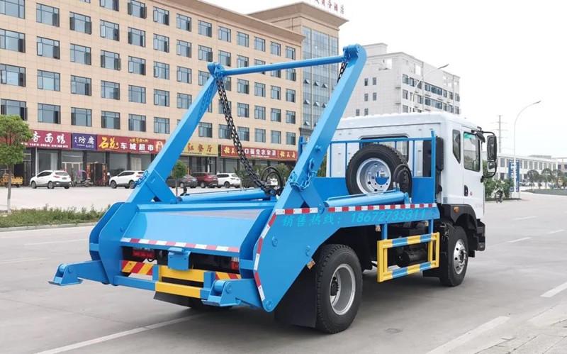 D9摆臂式垃圾车