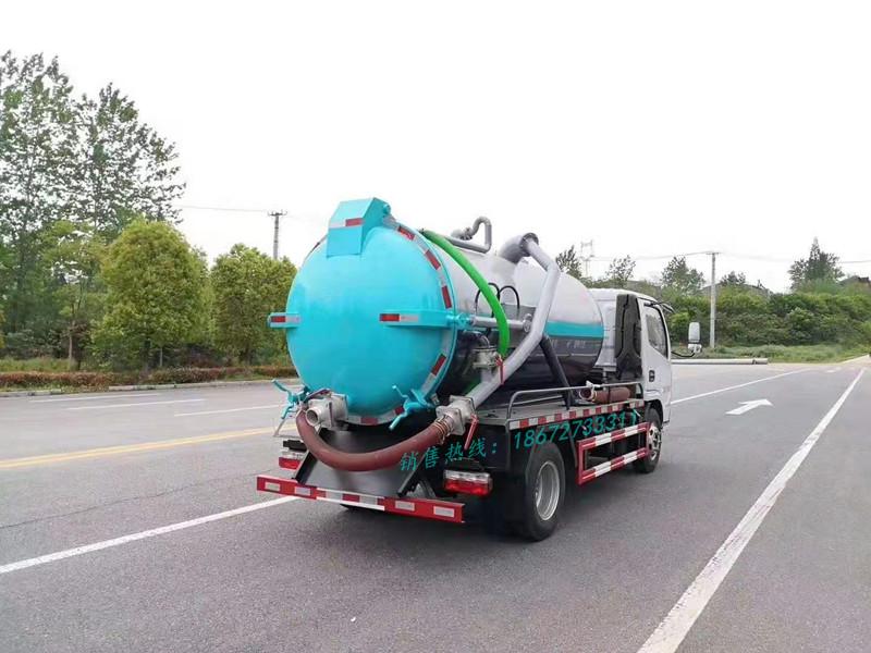 5方污水运输车