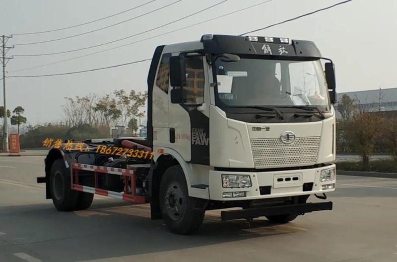 解放J6L16吨勾臂车