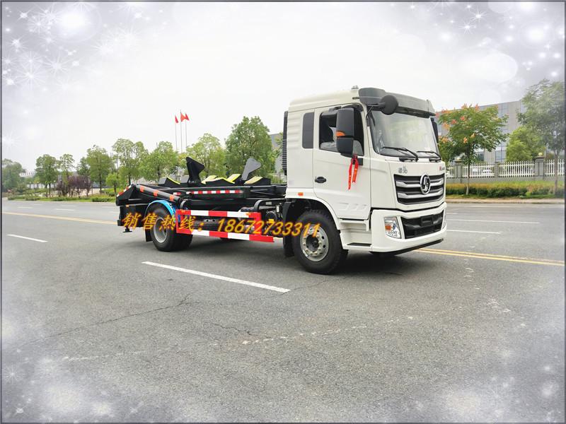 陕汽N300背罐车