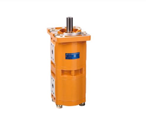 专用车液压油泵噪音过大应该怎么维修