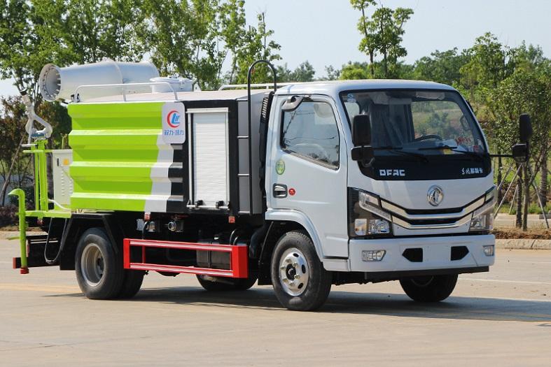 锦州东风多利卡5吨多功能抑尘车