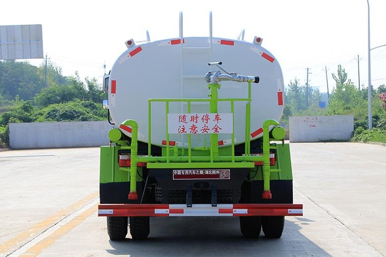 东风大福瑞卡9.2吨备用车国六