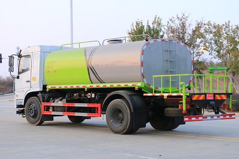 国六东风D3L畅行12吨备用车