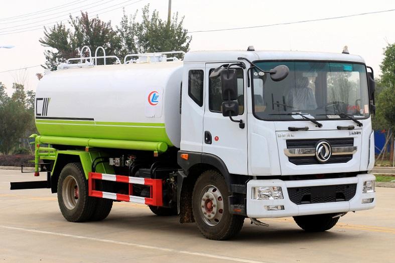 环亚D9 12吨/14吨洒平台国六