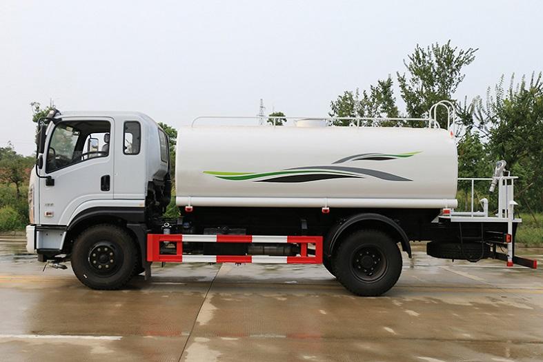 东风专底D1L国六12吨洒水车