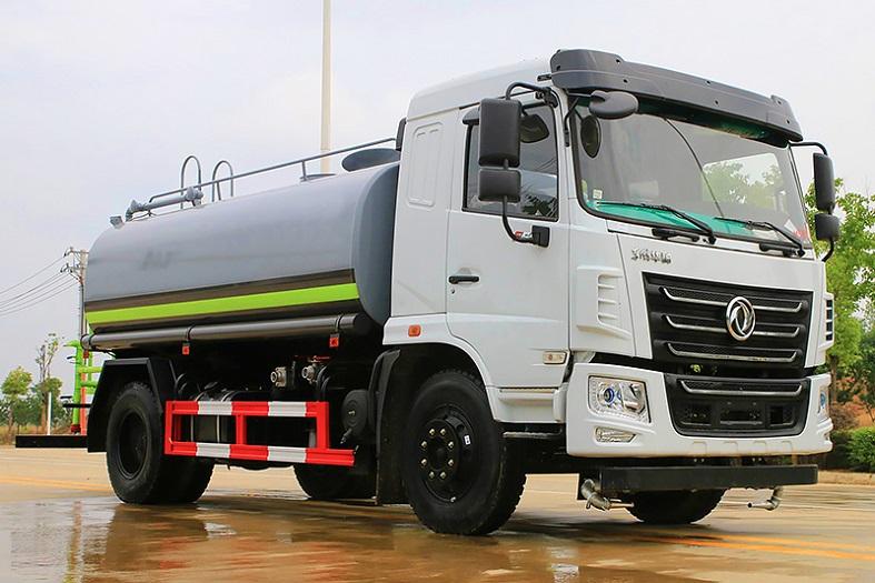 东风华神F5国六12吨洒水车