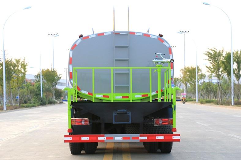 东风D3L后八轮20吨备用车国六