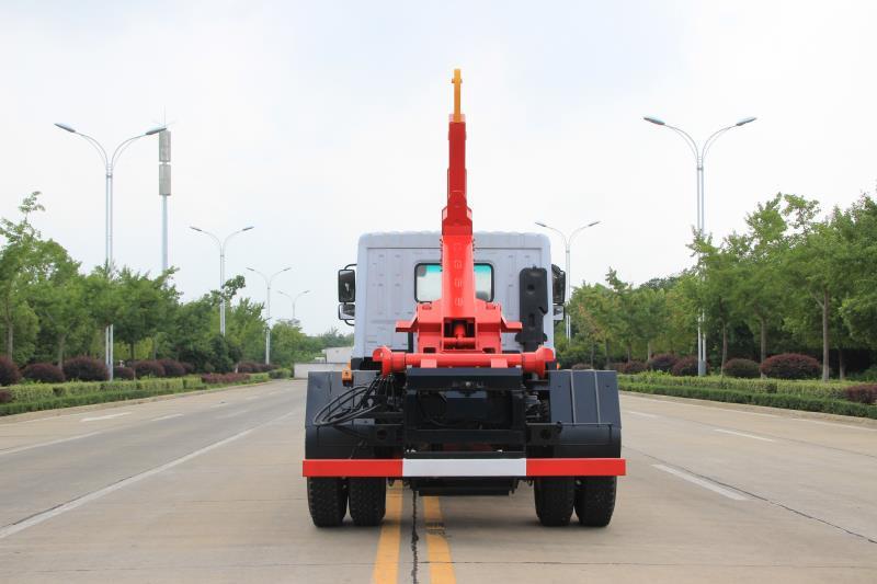 东风D9多利卡15吨套臂垃圾车