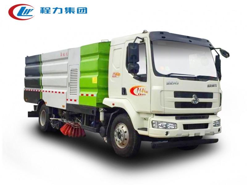 新疆东风柳汽12方洗扫车