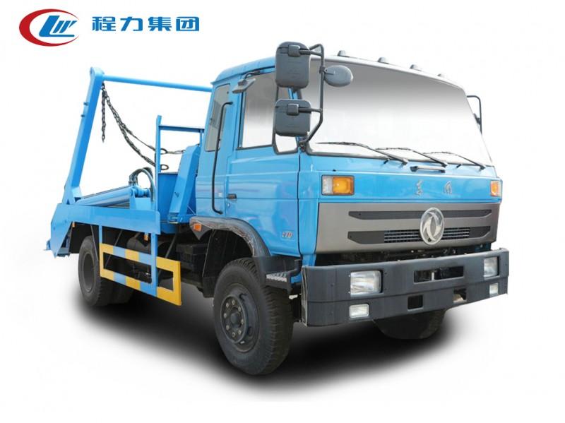 重庆东风145(8-10方)摆臂垃圾车