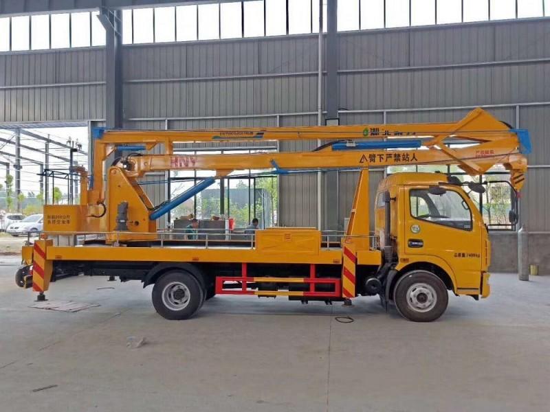 东风D7多利卡18米高空作业车