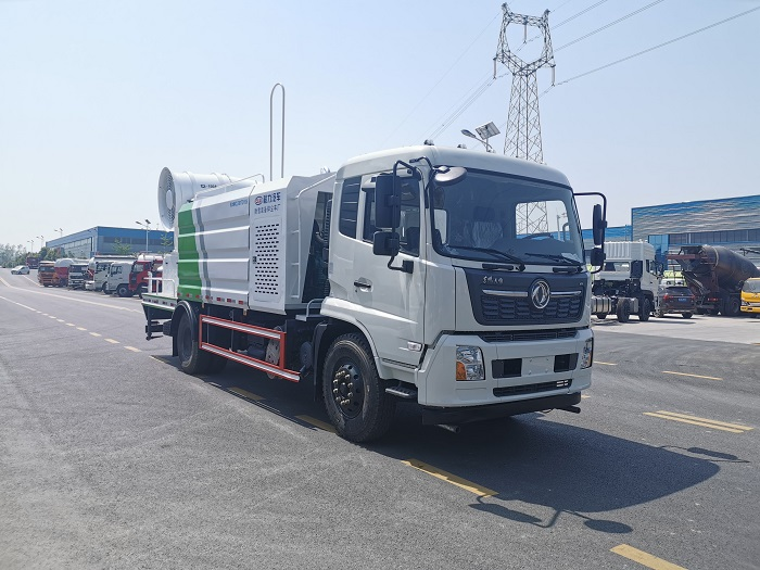 上海东风天锦国六多功能抑尘车