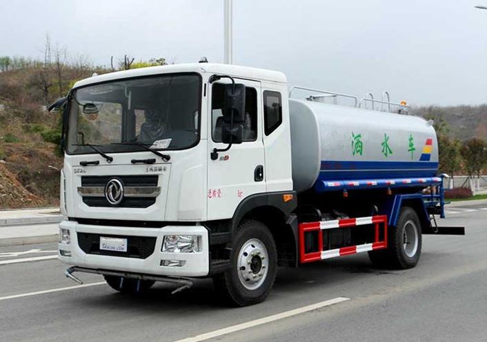 东风D9(12吨)备用车