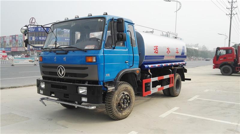 东风145老款12吨备用车