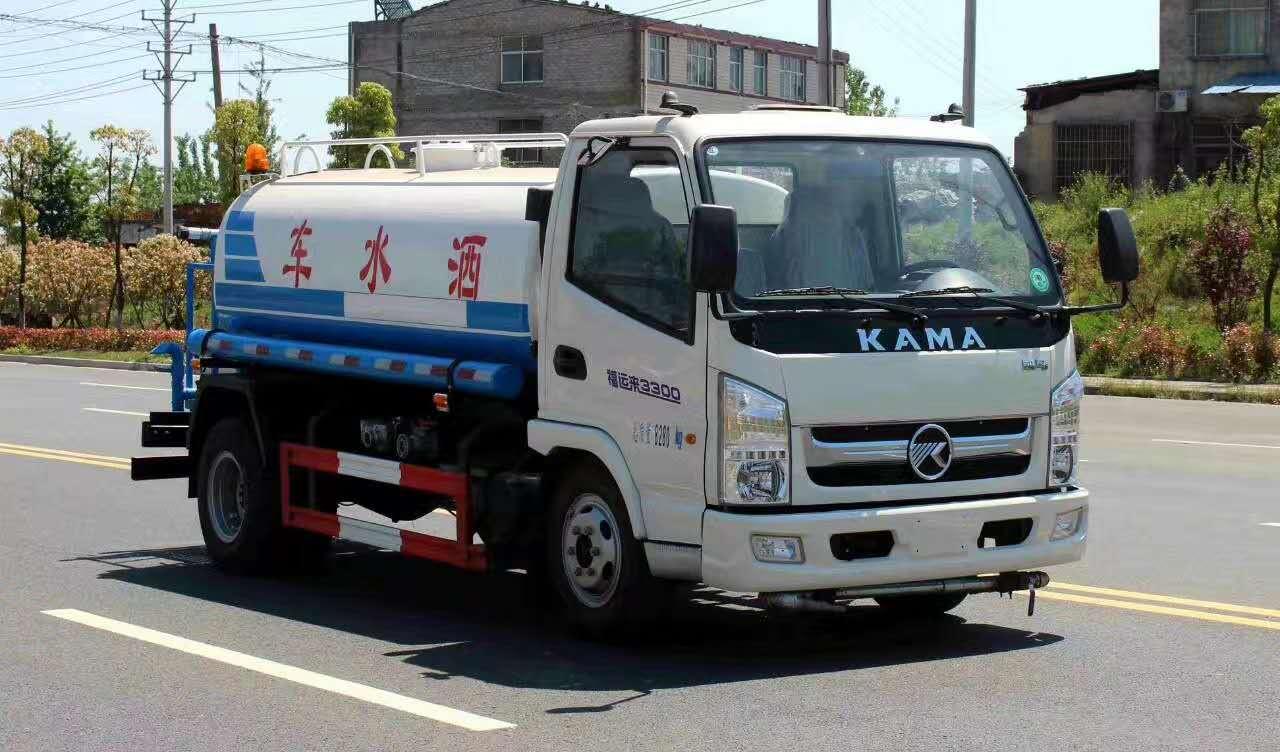 凯马5吨潍柴110马力备用车