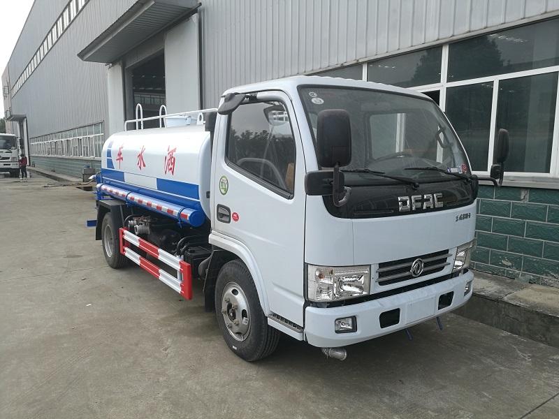 东风D6多利卡5吨备用车价格