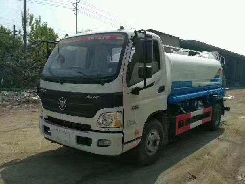 福田欧马可9.2吨备用车