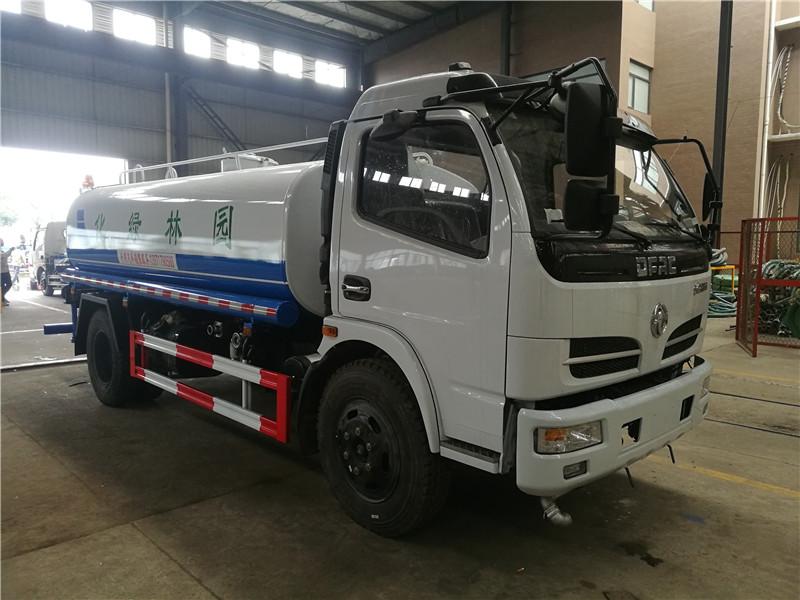 东风福瑞卡8-9.2吨备用车