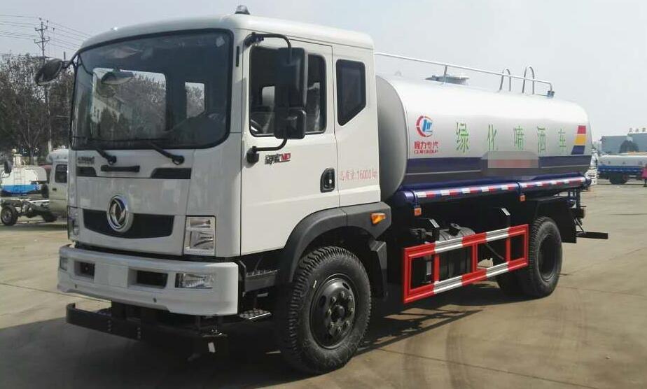 环亚12吨T3绿化喷洒车