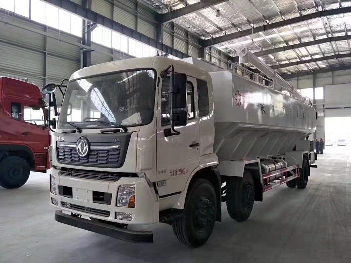 东风天锦小三轴30立方(15吨)