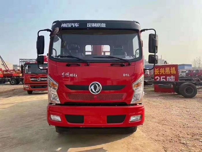 东风畅行D1L 6.3吨,7吨随车吊