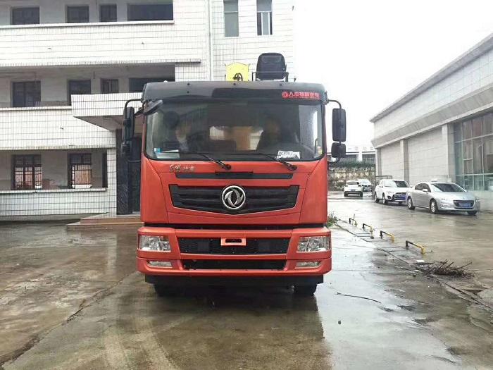 东风特商徐工12吨,三一14吨后八轮随车吊
