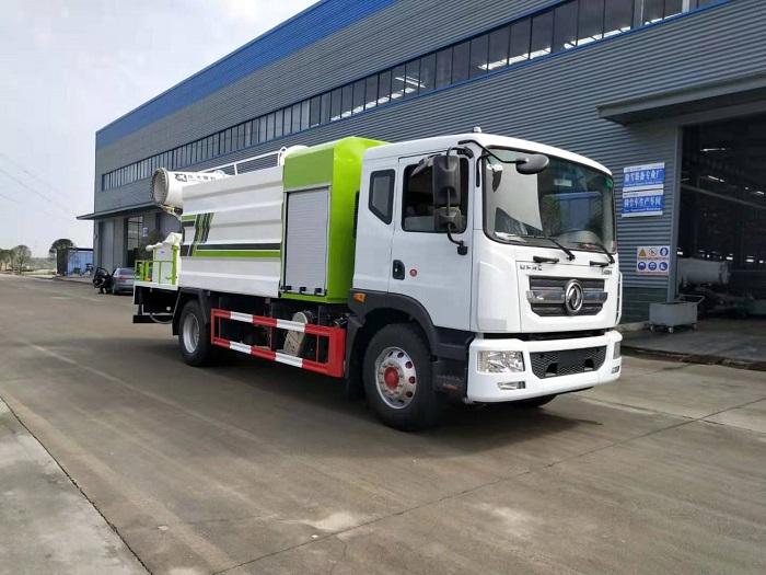 东风D9(12-15吨)60-70-80米多功能抑尘车