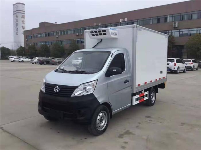 长安星卡小型冷藏车(厢长2.7米)