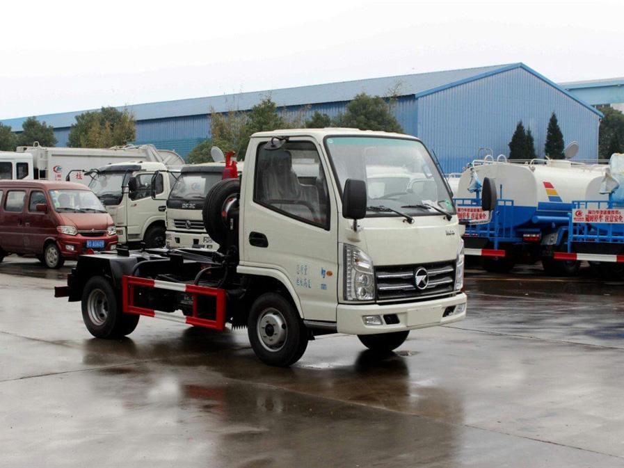 凯马(4方)CLW5040ZXXK5车厢可卸式国际车型简介