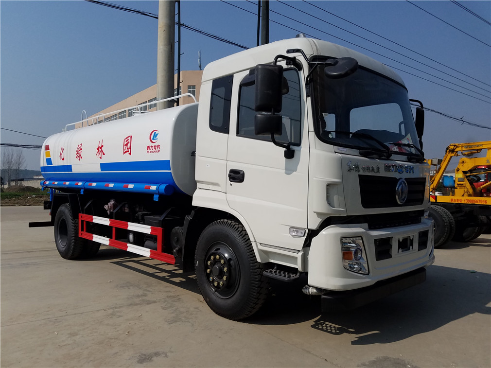东风专用利来(15方)DLQ5160GPSL5型绿化喷洒车车型简介
