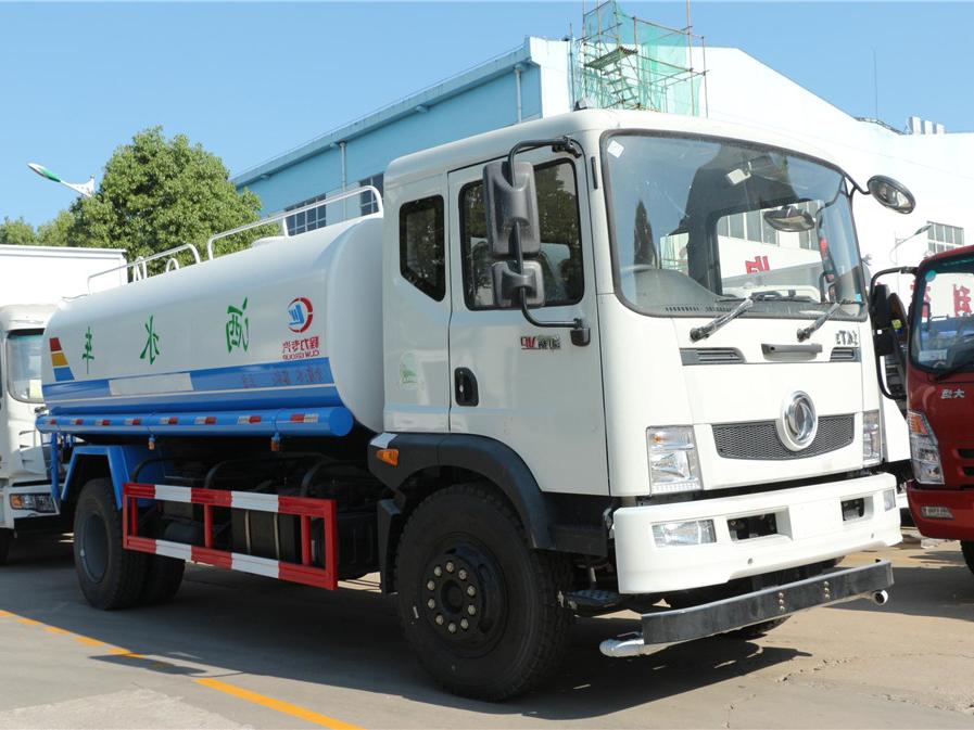 东风T3(12方)CLW5161GSST5型备用车车型简介