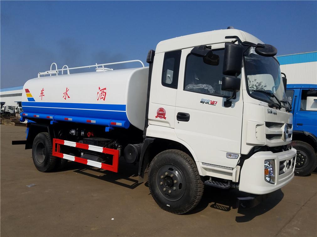 东风御虎(12方)CLW5161GPST5型绿化喷洒车车型简介