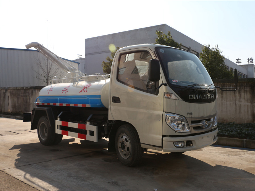 福田小卡(3方)CLW5041GXEB5吸w66车型简介