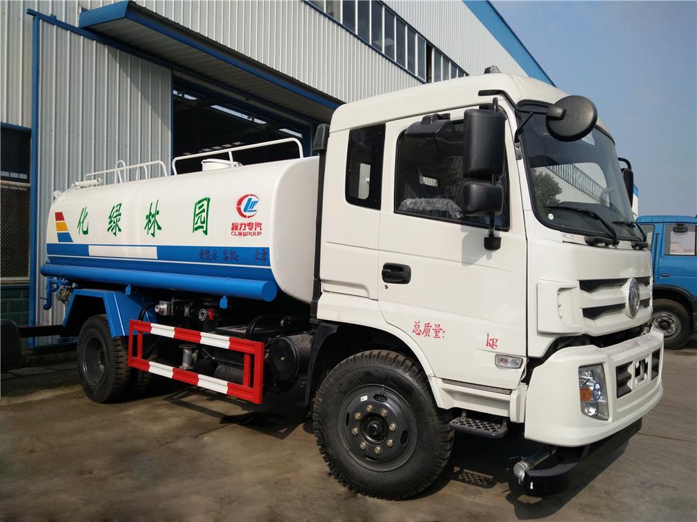 东风专底(12方)CLW5160GPST5型备用车车型简介