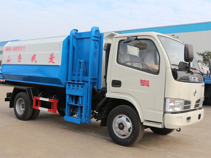 东风多利卡(5方)CLW5070ZZZT5车型简介