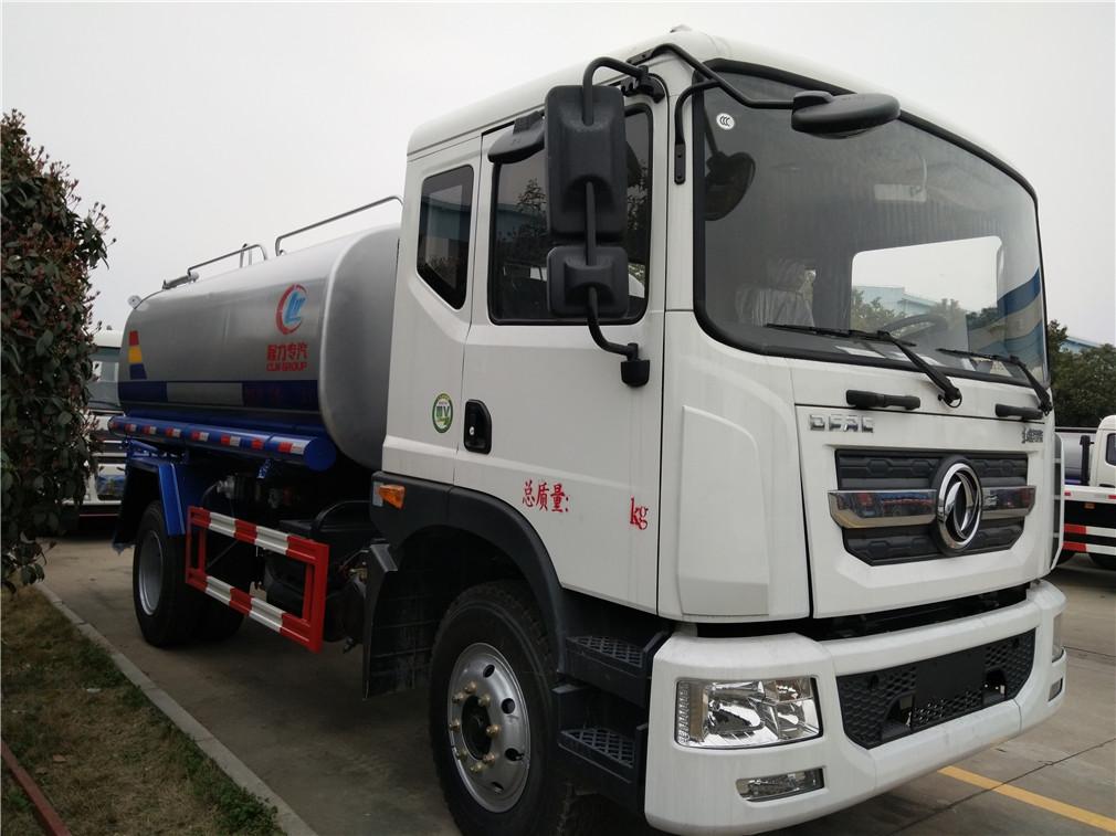 东风多利卡D9(12方)CLW5160GPSD5型备用车车型简介