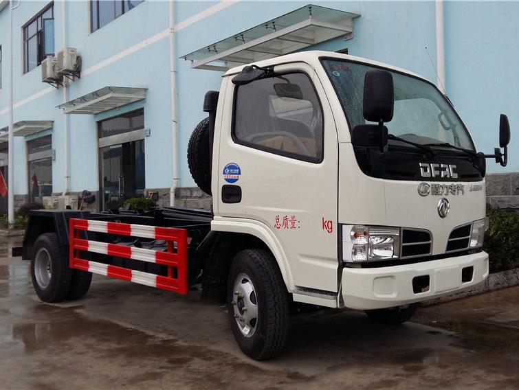 东风多利卡(5方)CLW5070ZXXD5车厢可卸式国际车型简介