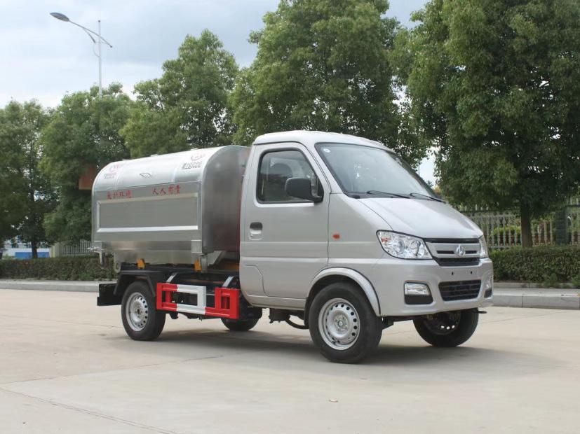 长安(3方)CLW5030ZXXS5车厢可卸式国际车型简介