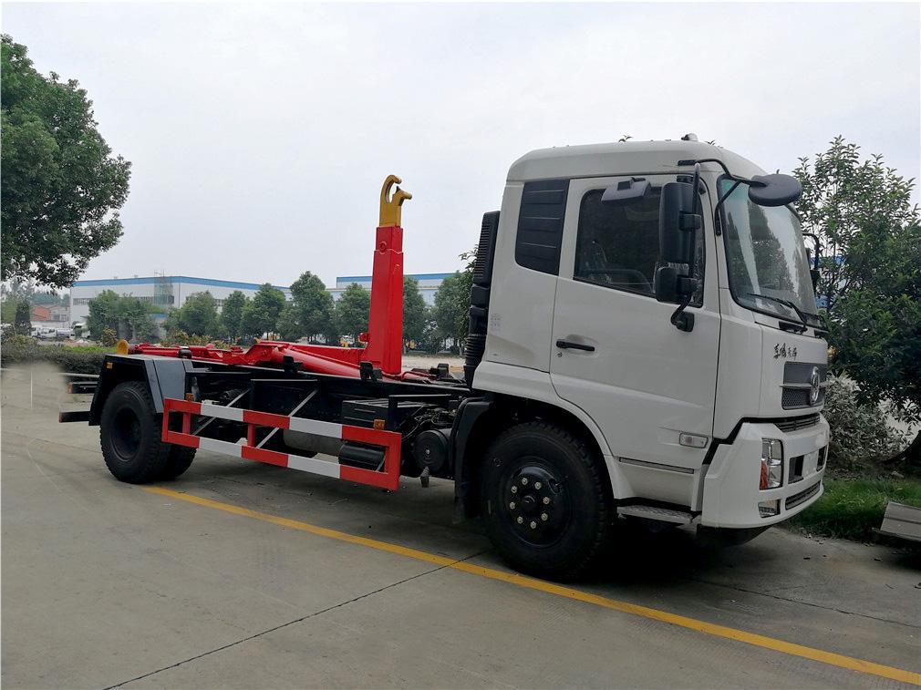 东风天锦(12方)CLW5161ZXXD5车厢可卸式国际车型简介