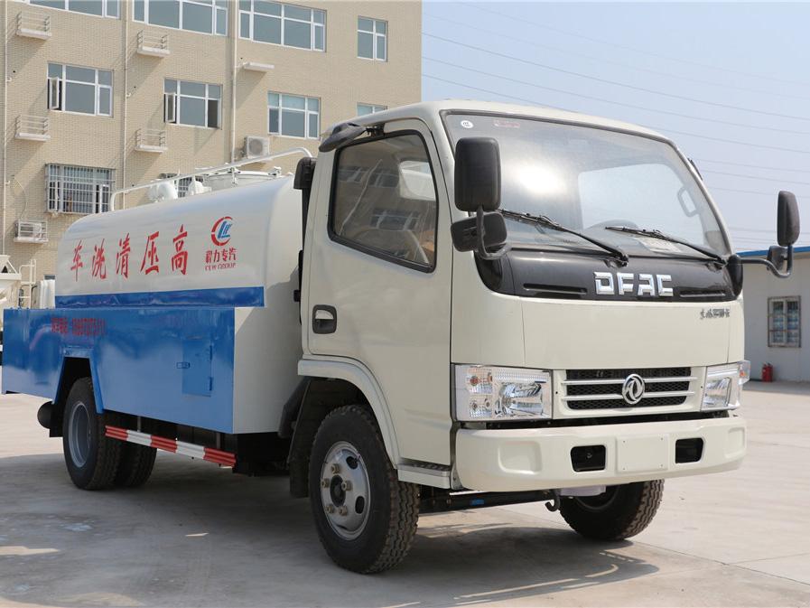 东风小多利卡CLW5040GQX5蓝牌高压车型简介