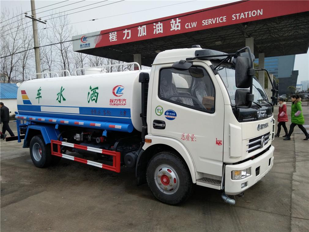 东风多利卡(8方)CLW5110GSSD5型备用车车型简介