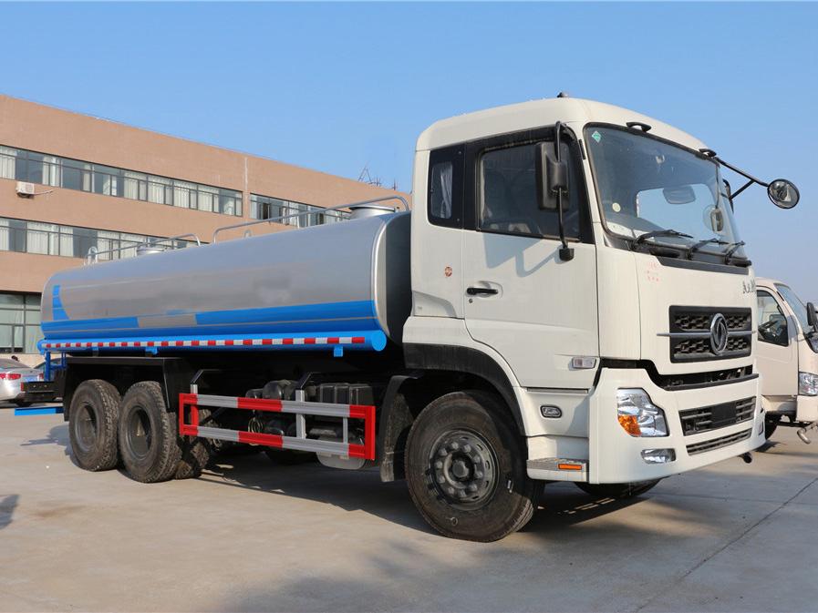 东风天龙(20方)CLW5250GSSD5型绿化喷洒车车型简介