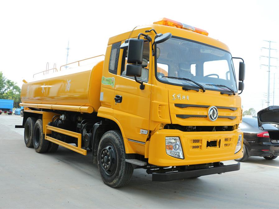 东风特商(20方)CLW5252GSSE5型洒水车车型简介