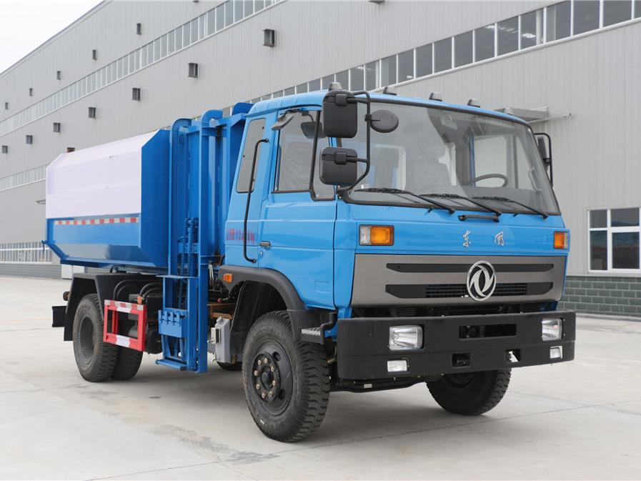 东风145(12方)CLW5165ZZZD5车型简介