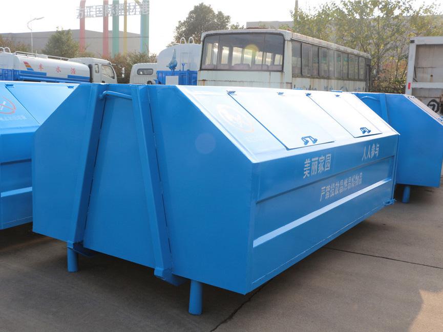 8方移动式垃圾箱车型简介