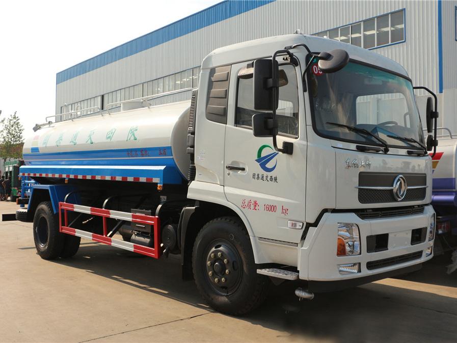 东风天锦(12方)CLW5161GSSD5型备用车车型简介